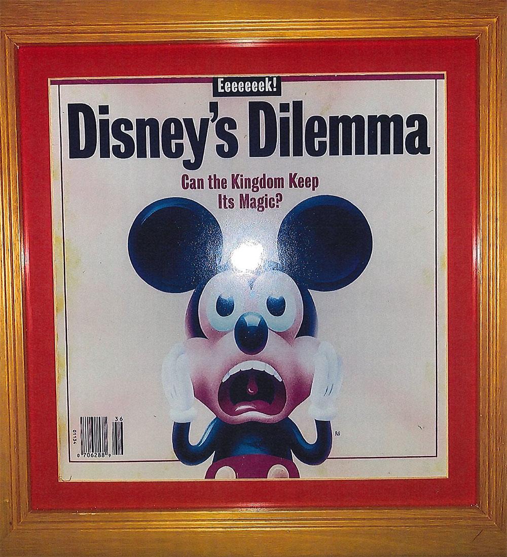 Disney's Dilemma